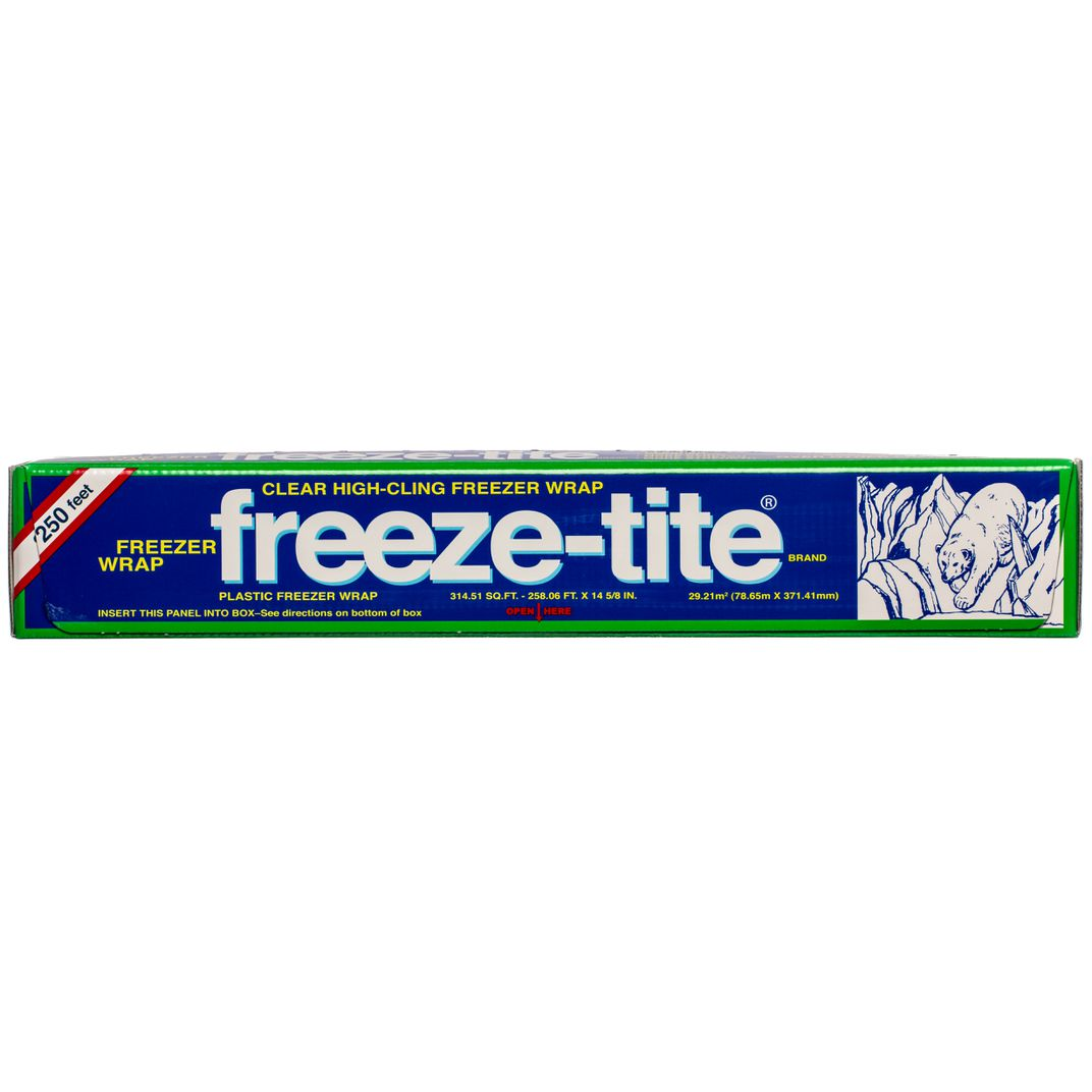 Stretch Tite Freeze Tite Plastic Food Wrap 15 Quot W Azure
