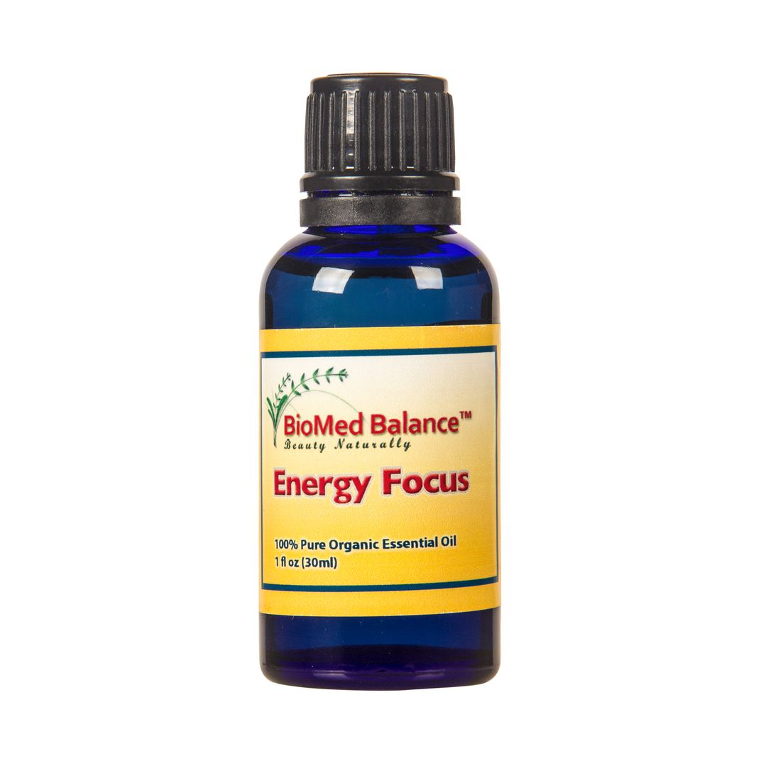 Biomed Balance Energy Focus Essential Oil Azure Standard