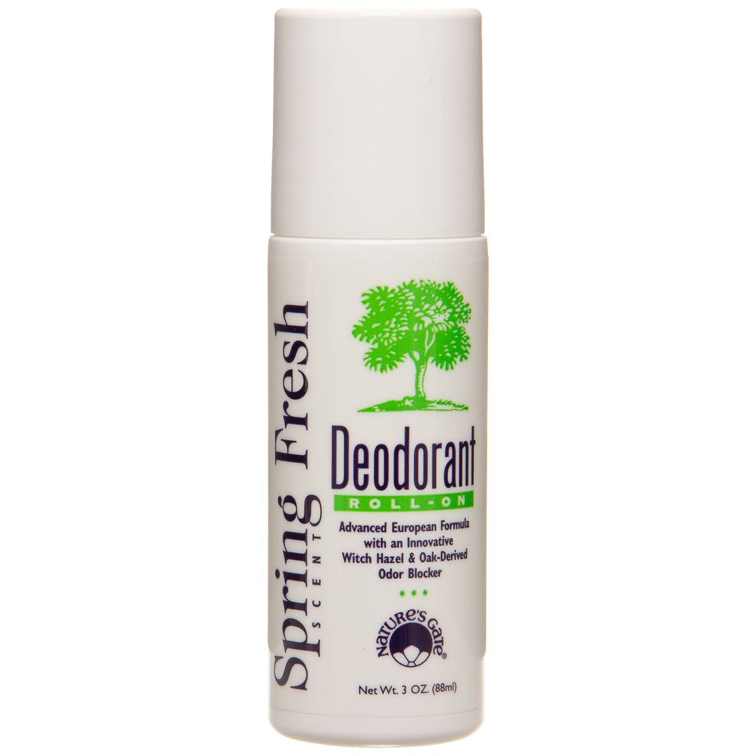 Nature S Gate Deodorant Spring Fresh Roll On