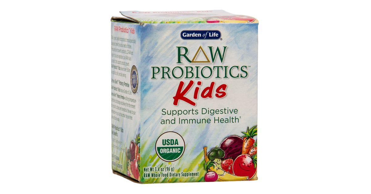 Garden of life probiotic raw kids organic azure - Garden of life children s probiotics ...