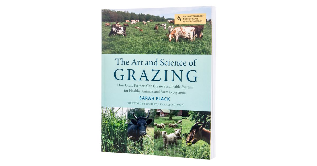 Books Art And Science Of Grazing The Azure Standard