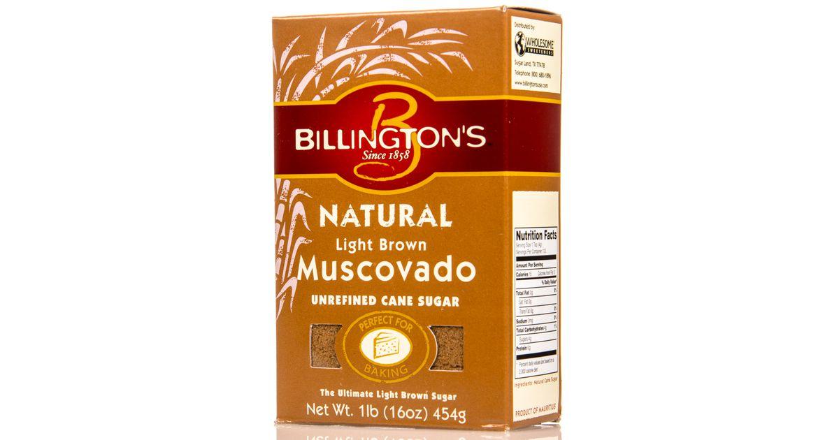 Muscovado sugar wholesale