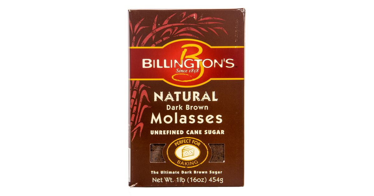 Billington's Molasses Sugar, Dark Brown, Natural, Unrefined