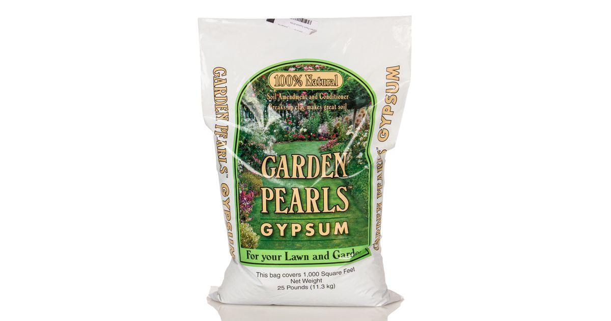 garden pearls gypsum azure standard - Garden Gypsum