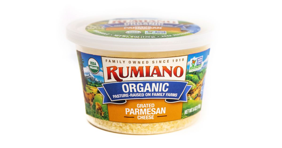 Rumiano Family Organic Parmesan Cheese Grated Organic Azure Standard,How To Make An Omelette