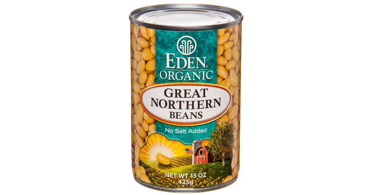 Eden Foods Great Northern Beans Organic Azure Standard