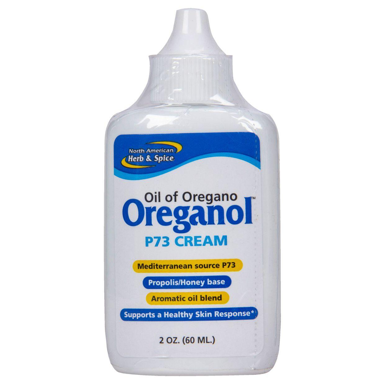 North American Herb Spice Oreganol P73 Cream Azure Standard