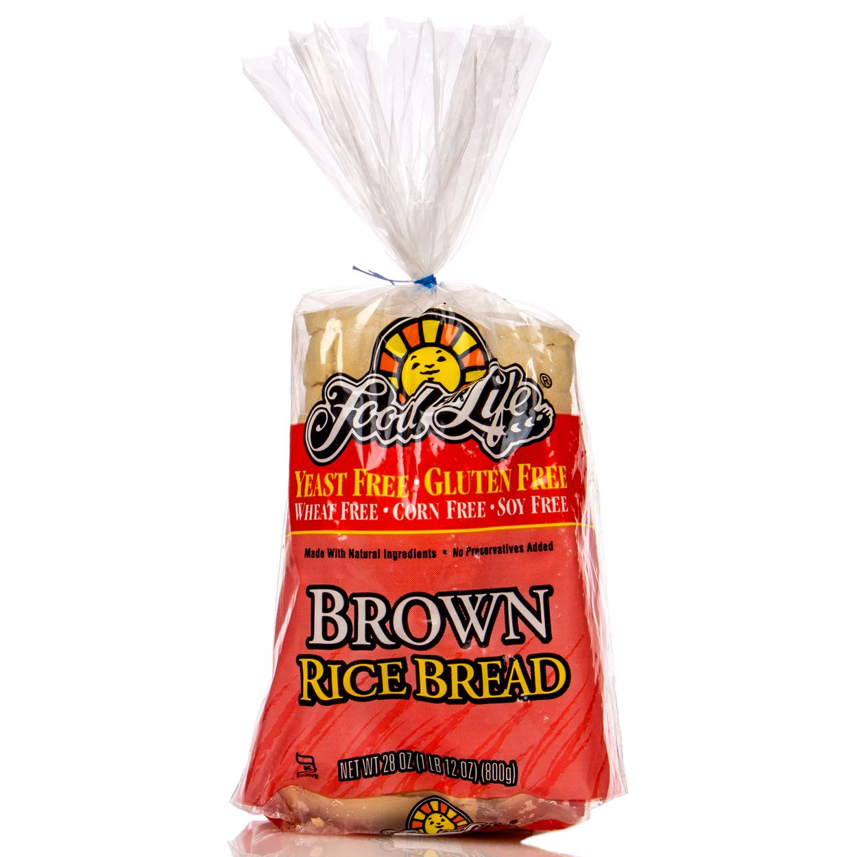 Food For Life - Brown Rice Bread, Yeast & Gluten Free