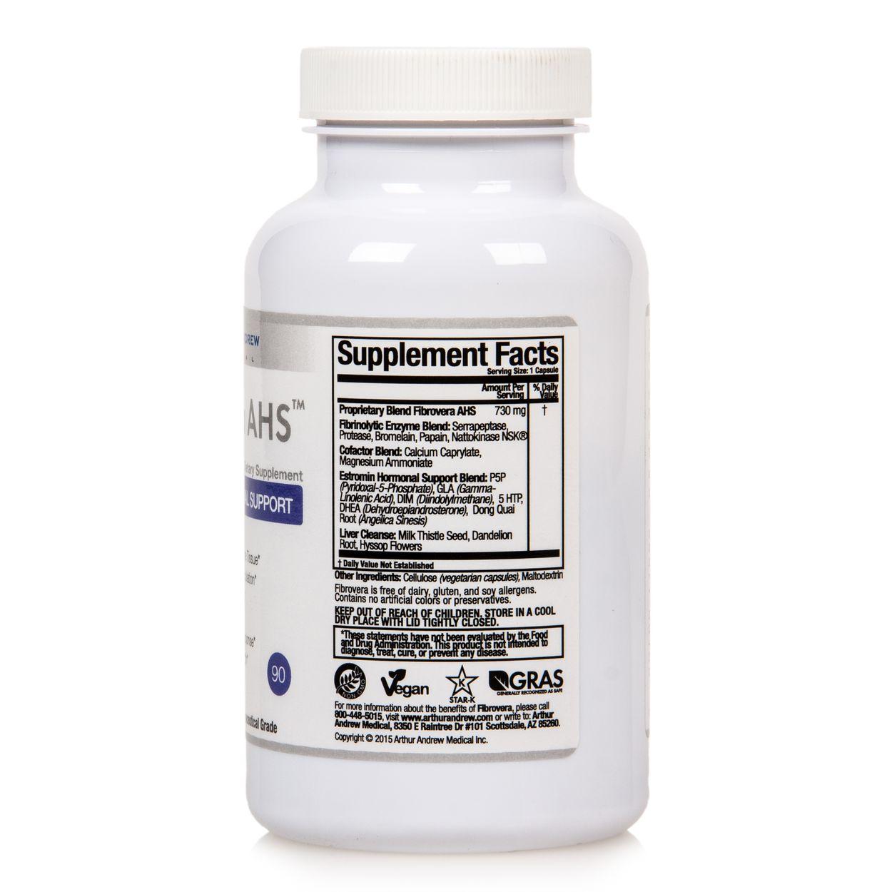 Arthur Andrew Medical - FibroVera AHS, Advanced Hormonal