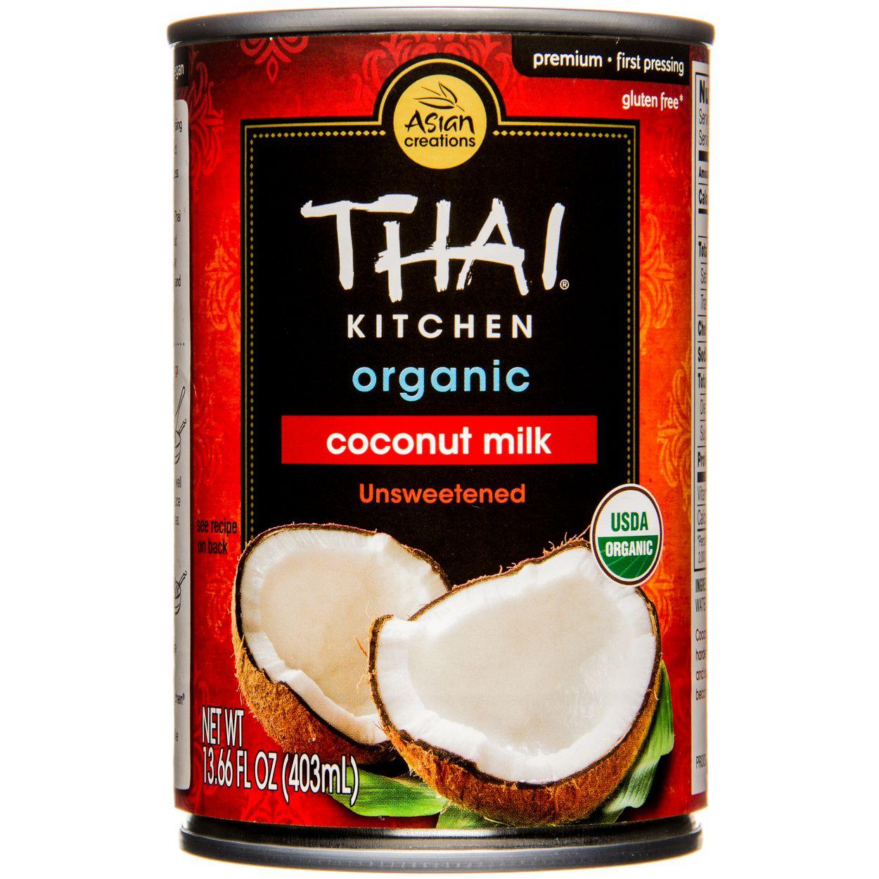 thai kitchen - coconut milk - organic - azure standard