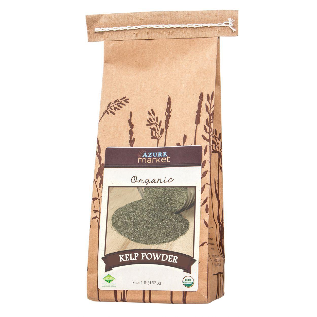 Azure Market Organics Kelp Powder Organic Azure Standard