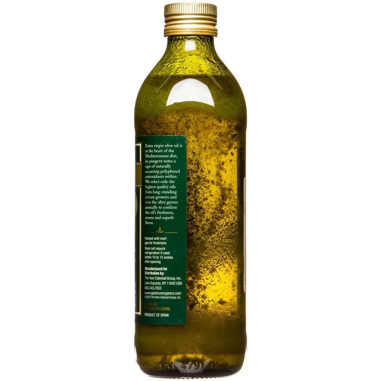 Spectrum - @@Olive Oil, Extra Virgin, Organic - Azure Standard