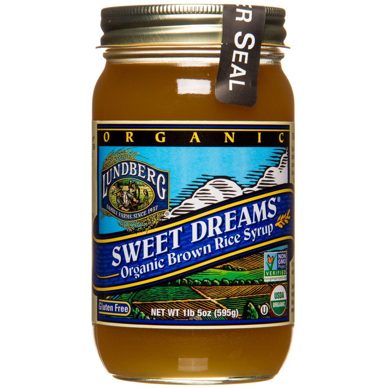 Lundberg Brown Rice Syrup Organic Gluten Free Azure Standard