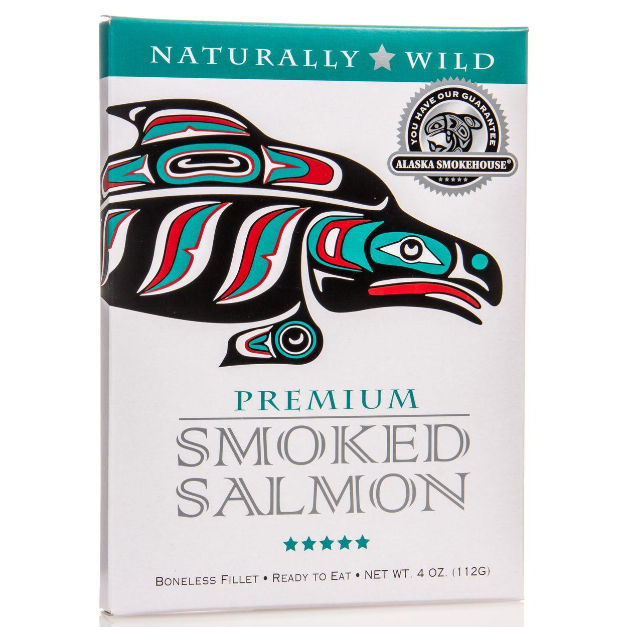 Alaska Smokehouse - Smoked Salmon