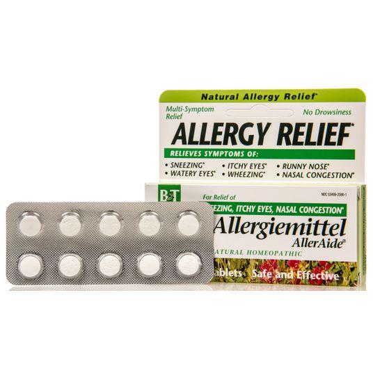 Allergiemittel AllerAide, 40 tabs