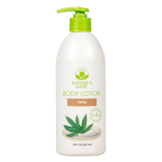 Nature S Gate Hemp Moist Dry And Dehydrated Lotion
