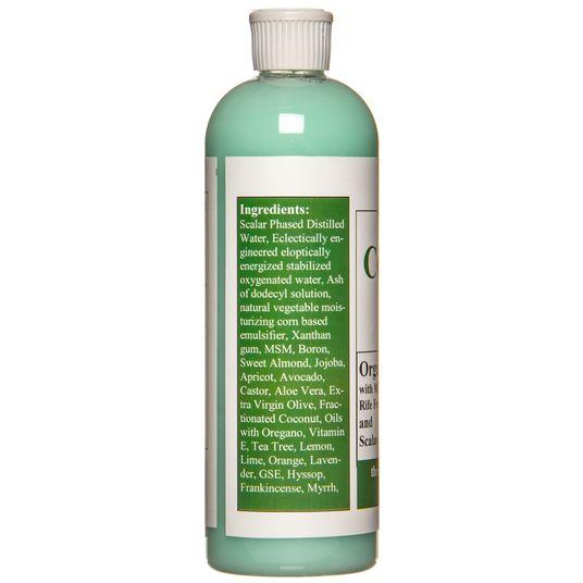 Hair & Body Moisturizing Shampoo, 17 5 oz