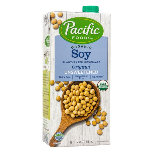 Pacific Foods - Soy Milk, Unsweetened